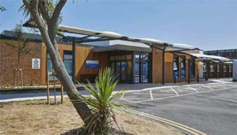 Western Sussex Eye Care Unit, Southlands Hospital