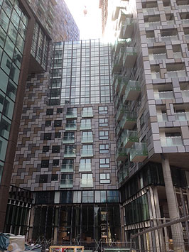 Project Update - Galliard Homes - Lincoln Plaza, Millharbour, Canary Wharf