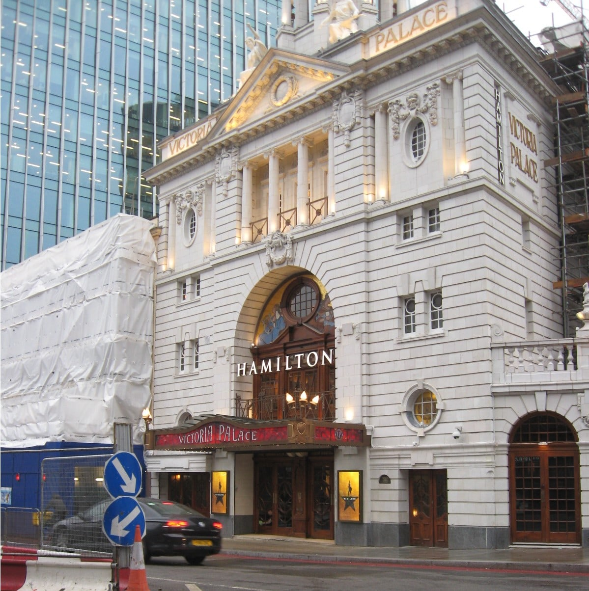 Building Control for London Theatres
