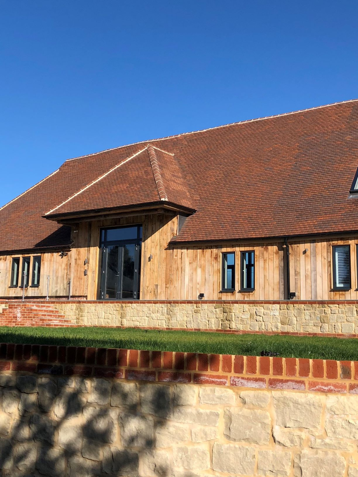 West Court Barn, Hampshire